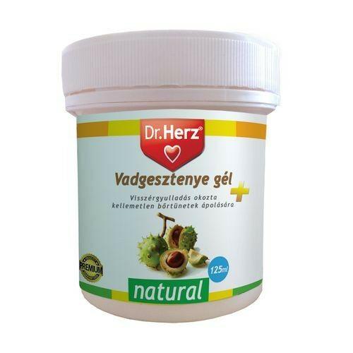Dr. Herz Vadgesztenye gél 125 ml