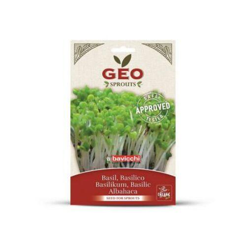 Naturtanya Bavicchi bio bazsalikom csíráztatáshoz 10 g