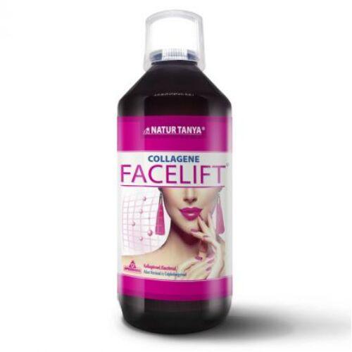 Naturtanya Specchiasol facelift kollagén mátrix koncentrátum-haj, bőr, köröm és porc kúra 500 ml