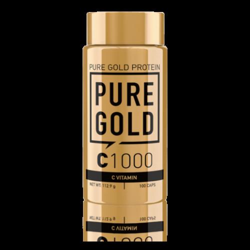 Pure Gold C-1000 100 db kapszula