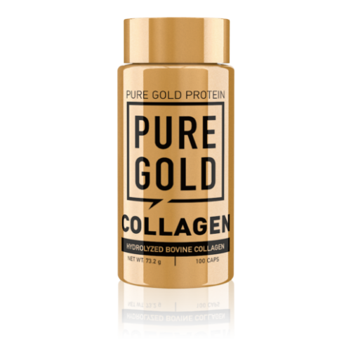 Pure Gold Collagen Hal kapszula100 db