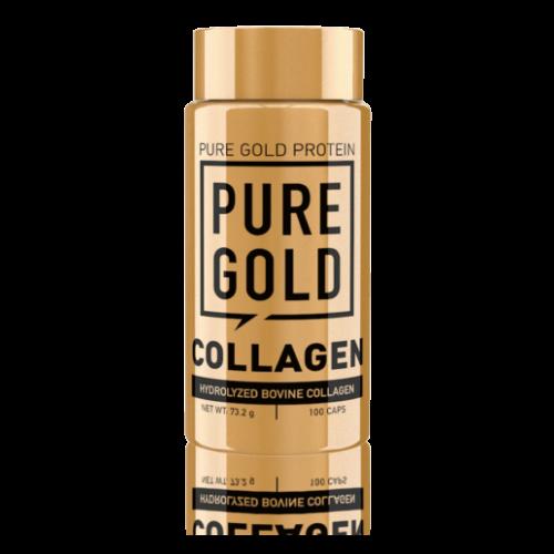 Pure Gold Collagen Hal kapszula100 db