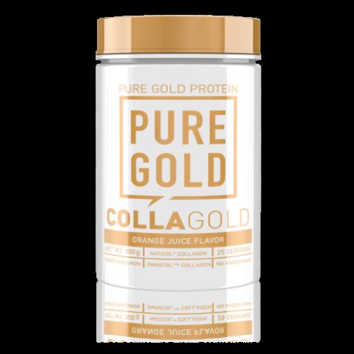 Pure Gold CollaGold 300g (Orange Juice)