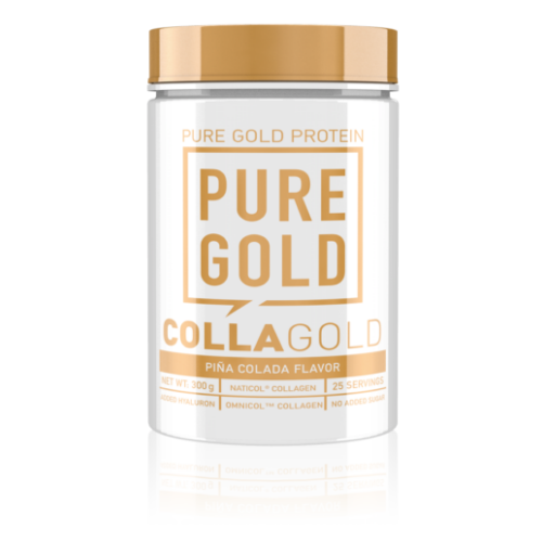 Pure Gold CollaGold 300g (Pina Colada)