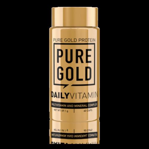 Pure Gold Daily Vitamin 60 db kapszula