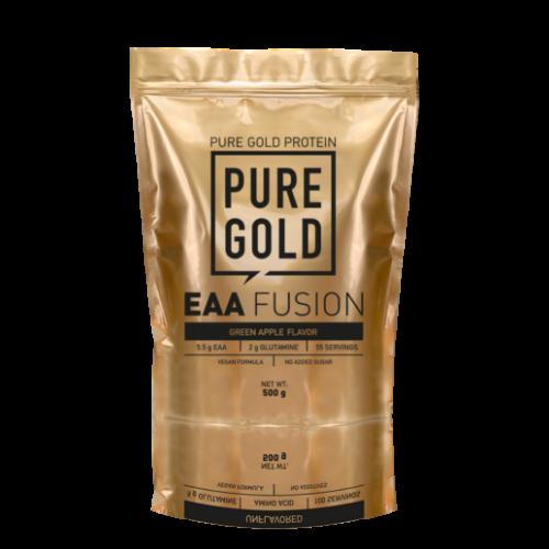 Pure Gold EAA Fusion 500g (Zöld alma)