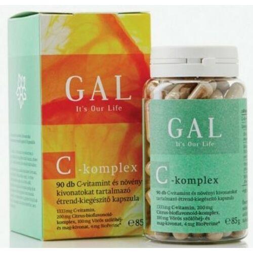 Gal C-komplex kapszula 90 db
