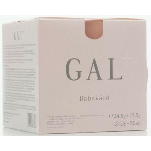 Gal Babaváró + 3 db