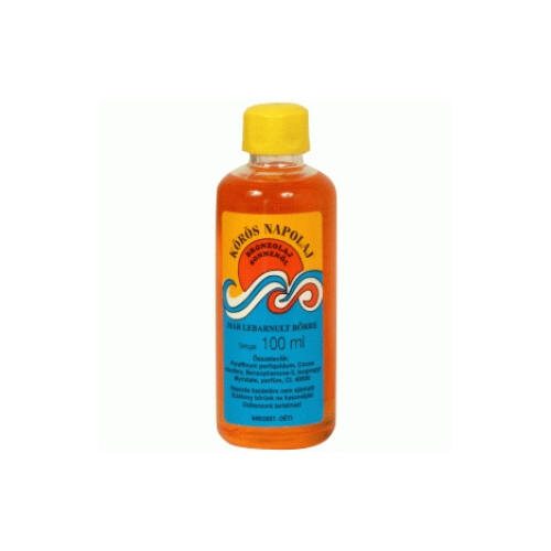 Körös napolaj (bronzolaj) 100 ml