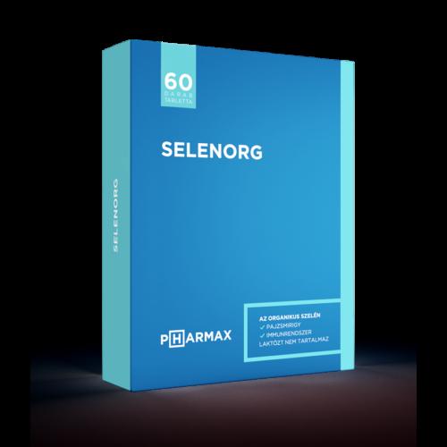 Pharmax Selenorg tabletta 60 db