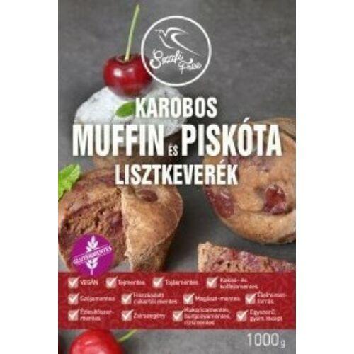 Szafi Free Lisztkeverék muffin-piskóta karobos 1000 g