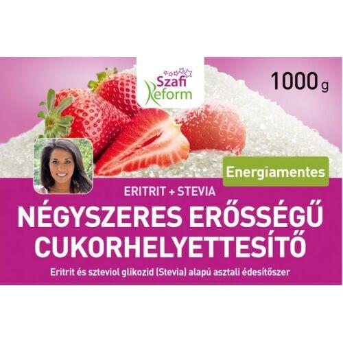 Szafi Reform Eritrit+ Stevia 500 g
