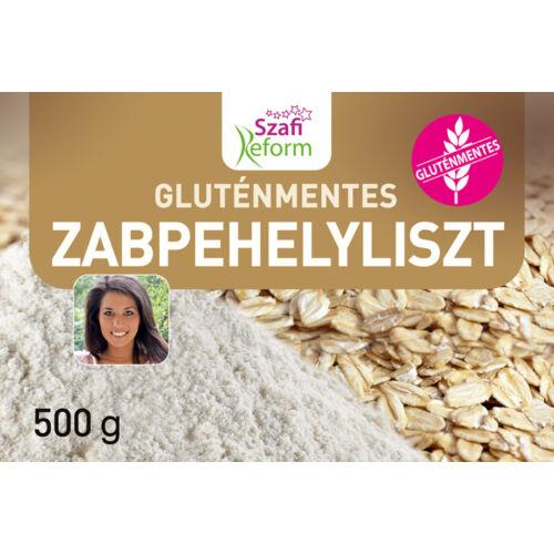 Szafi Reform Zabpehelyliszt gluténmentes 500 g