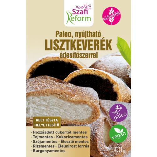 Szafi Reform Lisztkeverék nyújtható édes 500 g
