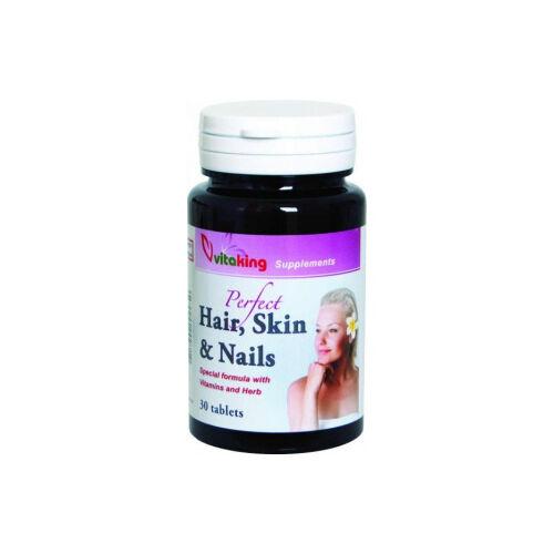 Vitaking Hajra, Bőrre és Körömre tabletta 30 db
