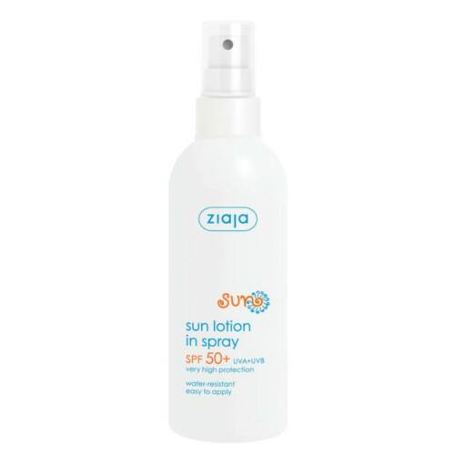 Ziaja Napozó spray ff 50+ 170 ml