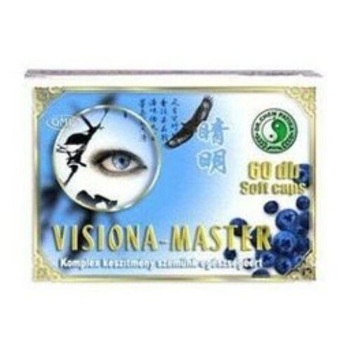 Dr. Chen Visiona-mester kapszula 60 db