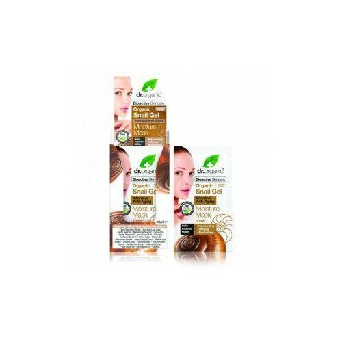 Dr. Organic Bioaktív csigagél arcpakolás 10 ml