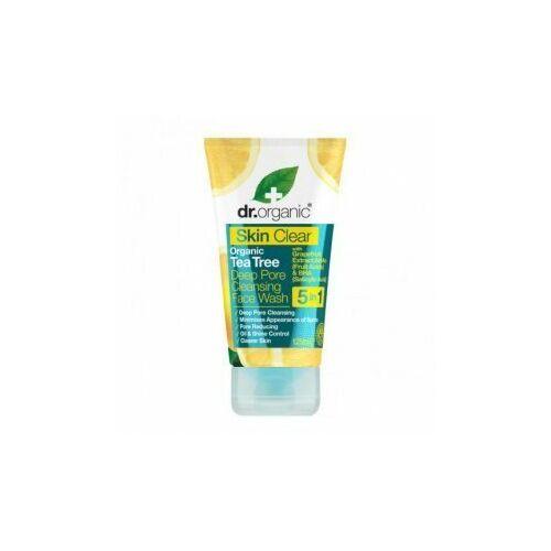 Dr. Organic Bio skin clear arclemosó 125 ml