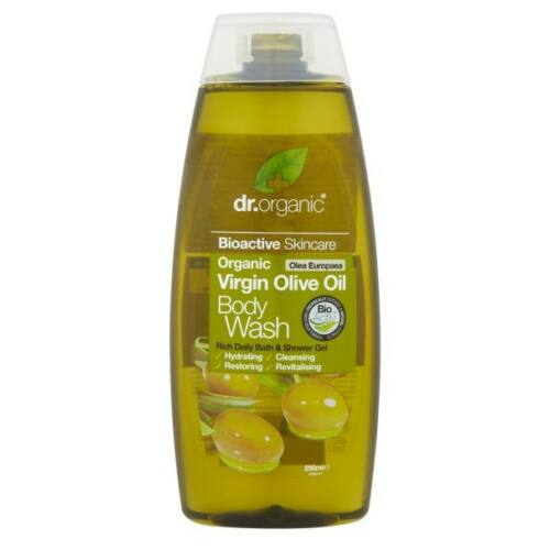 Dr. Organic Bio olívás tusfürdő 250 ml