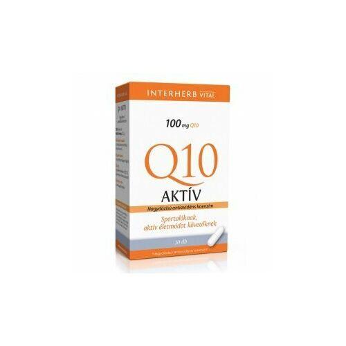Interherb Napi 1 Q10 aktív kapszula 30 db