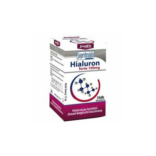 Jutavit Hialuron forte 100 mg tabletta 30 db