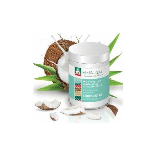 Medinatural Bio extra szűz kókuszolaj 100 ml