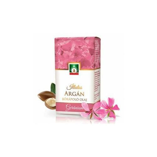 Medinatural Bőrápoló olaj argán-geránium 20 ml