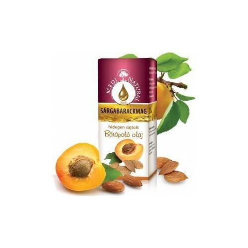 Medinatural Bőrápoló olaj sárgabarackmag 20 ml