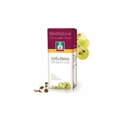 Medinatural Bőrápoló olaj szőlőmag 20 ml