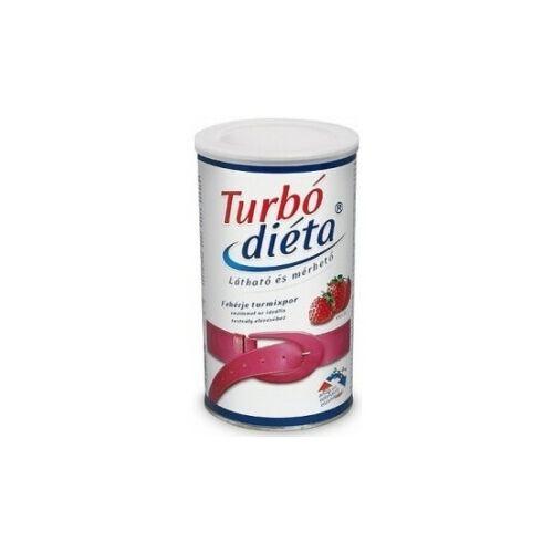 Turbo Diéta Fogyókúrás italpor eper 525 g