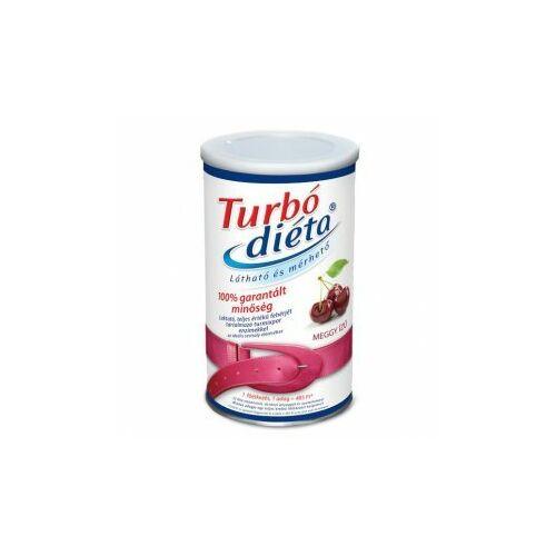 Turbo Diéta Fogyókúrás italpor meggy 525 g