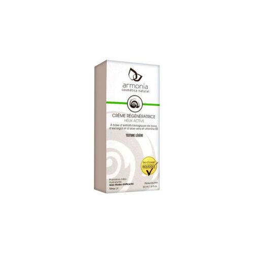 Armonia Helix active igazolt öko csiga arckrém 50 ml