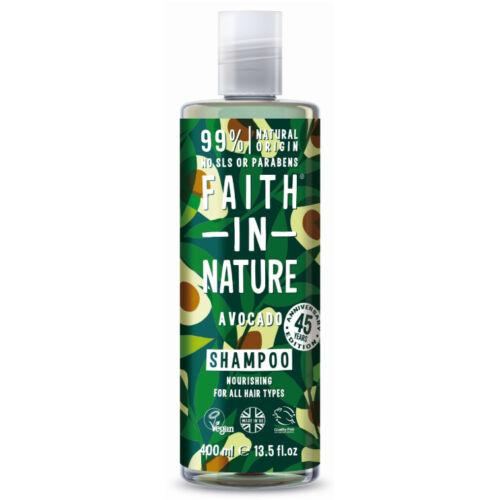 Faith In Nature Sampon avokádó 400 ml