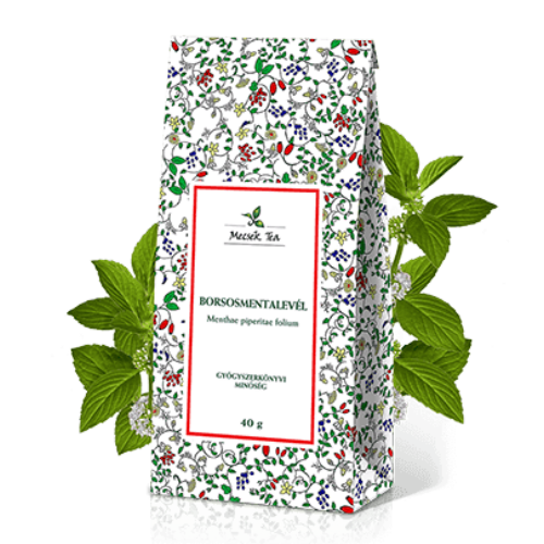 Mecsek Borsmentalevél tea 25 g