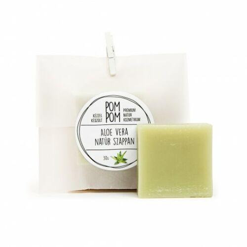 Pom Pom Arctisztító natúr szappan négyzet 100 g