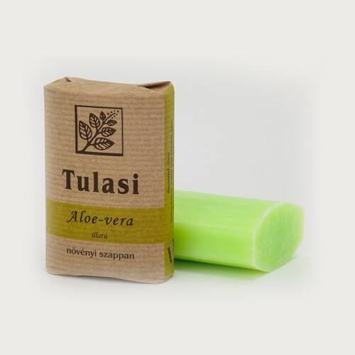 Tulasi Szappan aloe 100 g