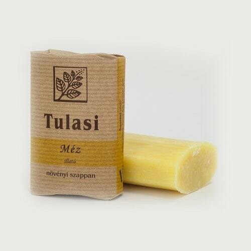 Tulasi Szappan méz illatú 100 g