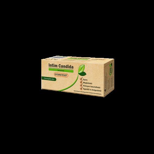 Vitamin Station Intim Candida gyorsteszt 1 db