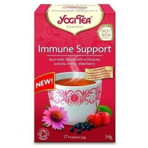 Yogi Bio Tea immunerősítő 17 db
