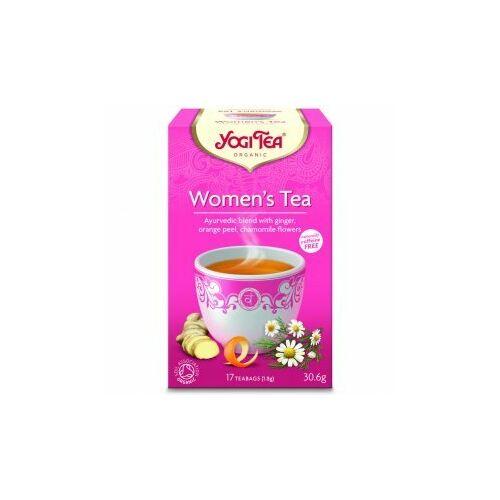 Yogi Bio Tea női 17 db