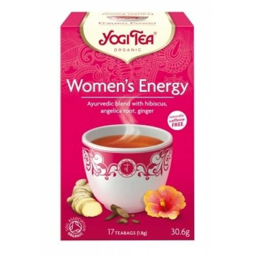 Yogi Bio Tea női energia 17 db