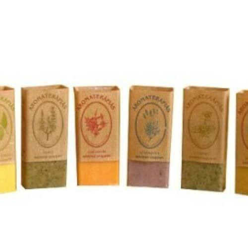 Ahimsa Aromaterápiás szappan citrom-fahéj 90 g