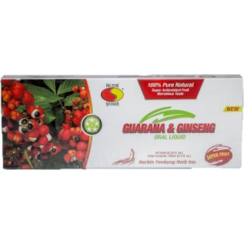 Big Star Guarana-Ginseng ampulla 10 x 10 ml
