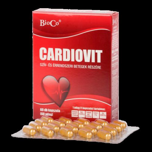 BioCo Cardiovit kapszula 60 db