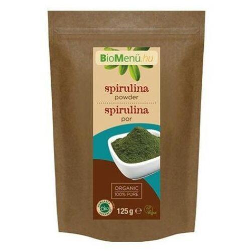 BioMenü Bio spirulina por 125 g