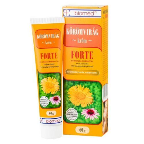 Biomed Körömvirág krém forte 60 g