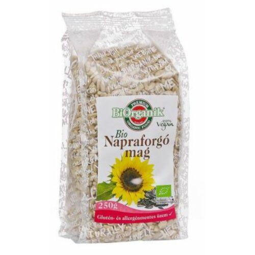 Biorganik Bio hántolt napraforgómag 250 g