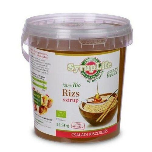 Biorganik Bio rizs szirup 1150 g