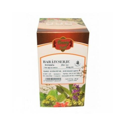 Boszy Barátcserje termés tea 20 db